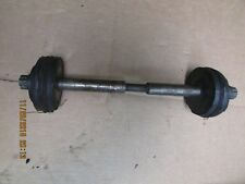 1982-1988 Harley FXR Swing Arm Pivot Bolt Assembly with Isolaters