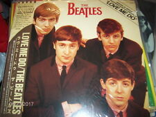 The Beatles ~ Love Me Do ~ EAS-27005 EMI Odeon Japan LP With Obi Mint ~ SEE Des.