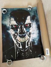 Terminator Genisys Poster Print Art Photo [2 Poster's, A2, size 24'' x 16.5'']