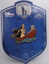 Disney Store Pocahontas & Meeko River Bend 110th Legacy Collection LE 250 Pin