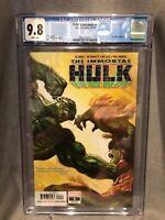 Immortal Hulk #5 First Print CGC 9.8