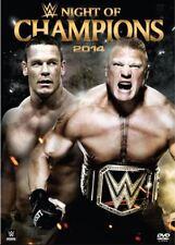 WWE - Night Of Champions 2014 (DVD, 2014) - Region 4