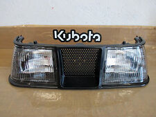 HEADLIGHTS WITH LAMPS ORIGINAL KUBOTA GB160 / GB180 / GB200 / B2410/ 2710/ 2910
