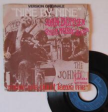 """Vinyle 45T John Dummer's Famous Music Band  """"Nine by nine"""""""