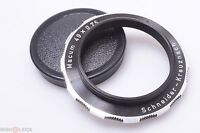 SCHNEIDER MACUM 49X0.75 MACRO REVERSE RING 42MM TO 49MM THREAD LENS ADAPTER