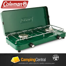 COLEMAN COMPACT 2 BURNER STOVE COOKER GAS CAMPING 1451707