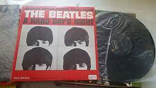 The Beatles A Hard Day's Night LP UAL3366 MONO Original 1AE/1K rare vinyl OST !!