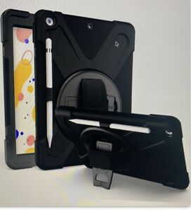 Shockproof Tablet For Ipad 10.2 ,(7 and 8th Generation) Protector Case