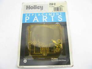 Holley 216-2 Carburetor Float