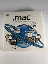 Mac 4.0 Software integrated with iLife & Mac OS X Discontinued Support