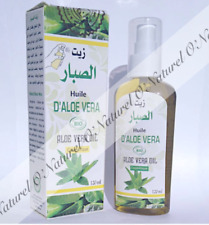 Huile d'Aloé Vera BIO SPRAY 100% Pure 120ml Aloe Vera Oil, Aceite de Aloe Vera