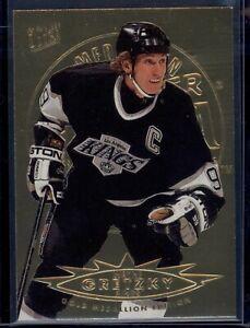 1995 Ultra Wayne Gretzky #74 Gold Medallion Rare SP Parallel GOAT LA Kings