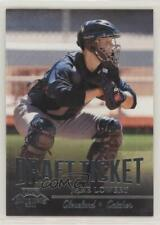 2011 Playoff Contenders Draft Tickets Jake Lowery #DT29