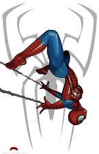 Spidergirl sexy Marvel comics spiderman fantasy 11x17 signed print Dan DeMille