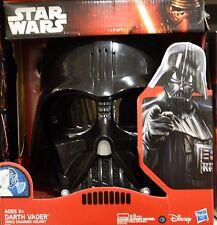 Star Wars Force Awakens Darth Vader Voice Changer Helmet Electron Mask