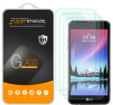 3X Supershieldz LG Fortune Tempered Glass Screen Protector Saver