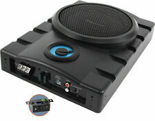 "Planet Audio P8UAW 800W 8"" Low Profile Amplified Car Subwoofer Enclosure"