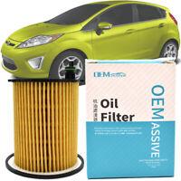 Oil Filter For Ford Fiesta MK V MK VI 2001-17 1.4 1.6 TDCi Diesel Engine 1109AY