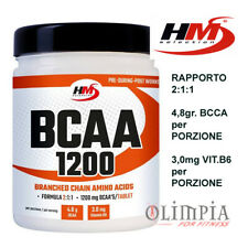 HM Selection - BCAA 1200 - 300TAV AMINOACIDI A CATENENA RAMIFICATA + VITAMINA B6