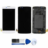 Para LG K8 K350N K350E K350DS LCD Pantalla Táctil LCD Display Digitizer Cuadro