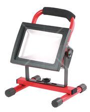 Projecteur de chantier LED étanche sans fil 20 W / 720 lm - Luminea