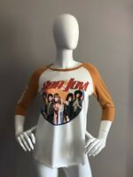 NEW Junk Food Bon Jovi Graphic T Shirt Size M