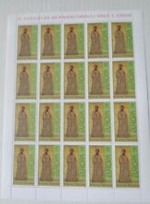 VATICAN 1998 EUROPA 1063-4 IN SHEET OF 20 MNH