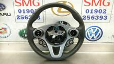 SMART FORFOUR W453 2017 LEATHER STEERING WHEEL MULTIFUNCTION SWITCH