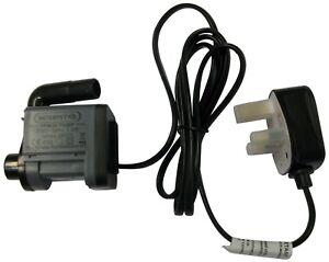 Interpet Fish Pod Box Moon Tank 39L 0392 Spare Pump Kit FPM39 Aquarium 0392