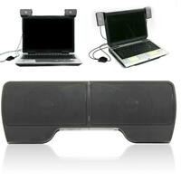 Protable External Laptop Hanging USB Speaker Stereo Music Player for Notebook PC