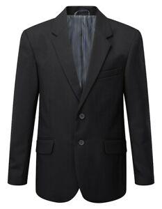 Blue Max Banner School Uniform Prestige Boys Zip Entry Blazer