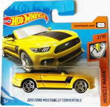 Hot Wheels Ford Hot Wheels Muscle Mania Diecast Cars, Trucks & Vans