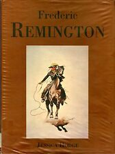 Frederic Remington by Jessica Hodge 1997 Illustrated Hardcover Book  (C29)