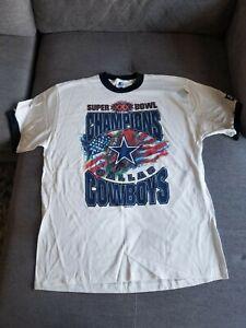 Rare Vintage New Dallas Cowboys Super Bowl XXX Champions Size Large
