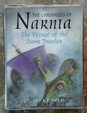 Chronicles of Narnia C.S.Lewis Voyage of the Dawn Trader Audio Cassette MINT