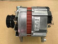 Alternator FOR LETRIKA ISKRA Massey Ferguson Case Ford Agricultural (8 groove)