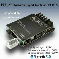 TPA3116 Bluetooth 5.0 HIFI Stereo Digital Audio Verstärkerplatine Z8B9