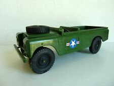 GP BREVETATTO N°101 LAND ROVER MILITAIRE 1/21 PLASTIQUE MADE IN ITALY