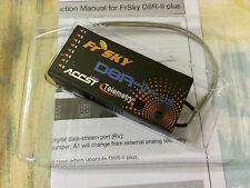 NEW FrSky D8R-II Plus - 8 Channel Receiver w/ 2-Way Telemetry