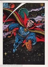 Vintage 1978 DR. STRANGE Pin up Poster Marvel Comics