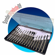 FEINMECHANIKER Uhrmacher Werkzeug Box Set 16-teilig Werkzeugsatz Schraubendreher