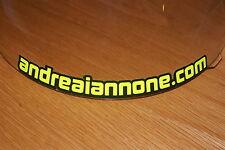 Andrea Iannone Visor Decal