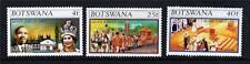 Botswana 1977 Silver Jubilee SG391/3 MNH