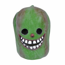 Ghost Pepper Mask Adults Halloween Mask Latex Pepper Fancy Dress Costume Accesso