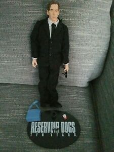 Mr Orange - Reservoir Dogs 12 Inch Posable Figure 2001 Palisades
