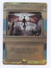 MTG Magic the Gathering - Omniscience - Foil - Masterpiece: Invocations