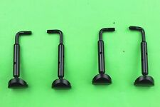 4 sets Alloy Viola Chin rest Clamp Screw,Viola accessories