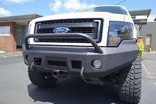 2009-2014 Ford F150 Single Bar Brush Guard