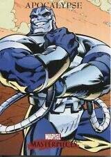 Marvel Masterpieces 2007 Base Card #4 Apocalypse