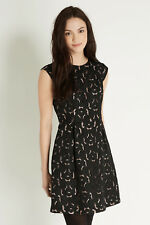 Oasis black dress BNWT size 10